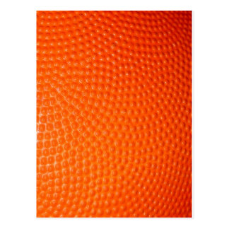 Basketball Closeup Skin Postcard