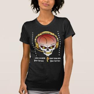 Basketball Coach All StylesWomen Dark View Hints T-Shirt