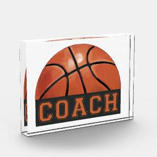 Basketball Coach Award