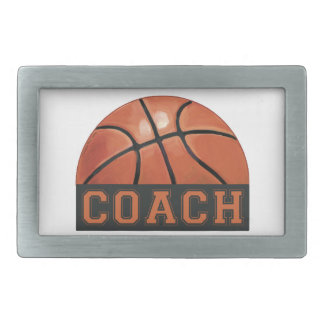Basketball Coach Belt Buckle