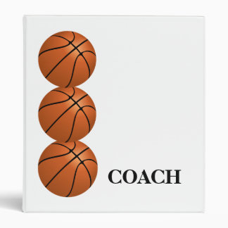 Basketball Coach Binder