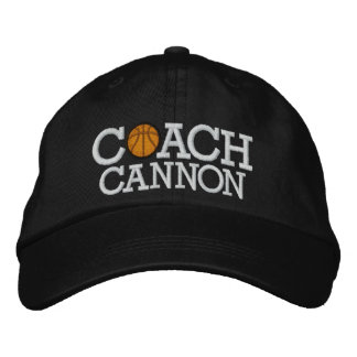 Basketball Coach Cap - SRF