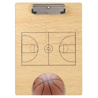 Basketball Coach Clipboard