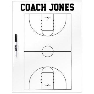 Basketball Coach Dry Erase Board Dry-Erase Boards