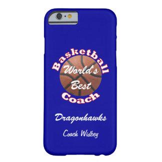 Basketball Coach iPhone 6 Case