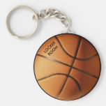 Basketball Coach Key Keeper Key Chains