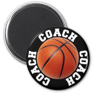 Basketball Coach Refrigerator Magnets