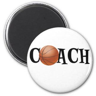 Basketball Coach Magnet