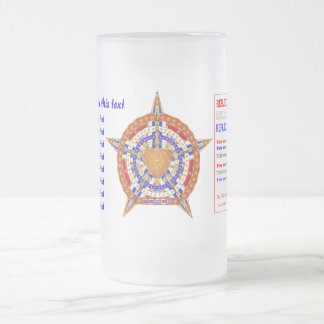 Basketball Coach Please View About Design Below Frosted Glass Beer Mug