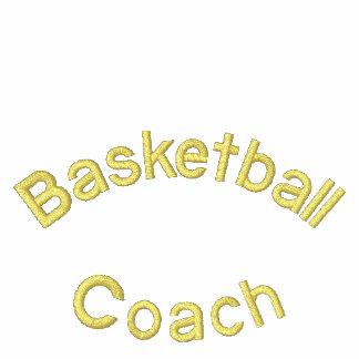 Basketball Coach Polo