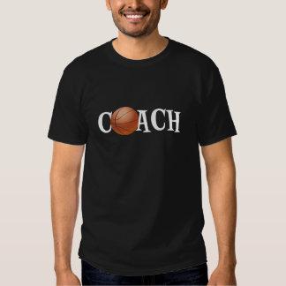 Basketball Coach T Shirt