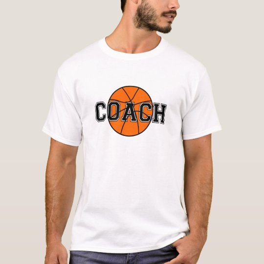 Basketball Coach T-shirts and Gifts.