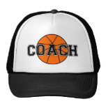 Basketball Coach T-shirts and Gifts. Hat