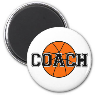Basketball Coach T-shirts and Gifts. Refrigerator Magnets