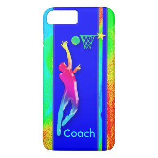 Basketball Coach Thank You iPhone 8 Plus/7 Plus Case