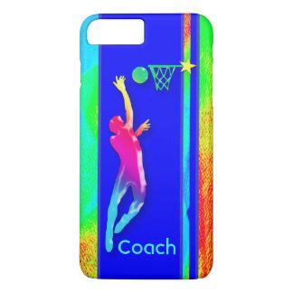 Basketball Coach Thank You iPhone 8 Plus/7 Plus Case