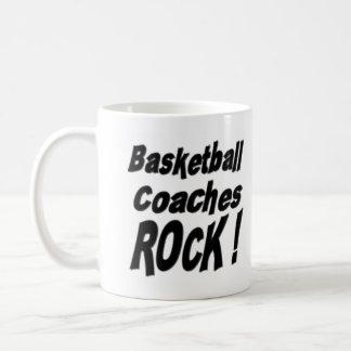 Basketball Coaches Rock! Mug