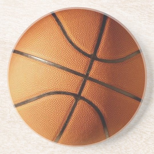 Basketball Coaster