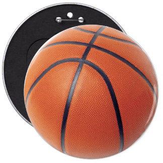 Basketball Colossal Button