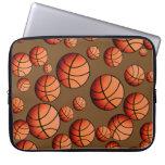 Basketball Computer Sleeve