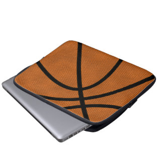 Basketball Computer Sleeve