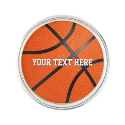 Basketball | Cool Sport Gift Lapel Pin