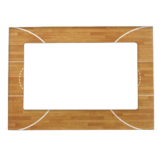Basketball Court 5x7 Magnetic Frame