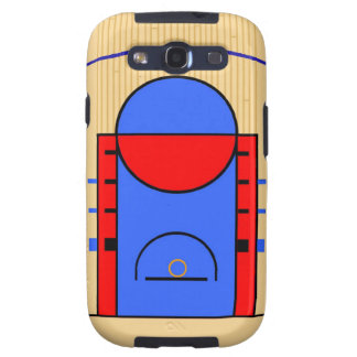 Basketball Court Galaxy S3 Covers