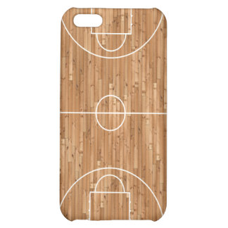 Basketball Court Case Cover Cover For iPhone 5C