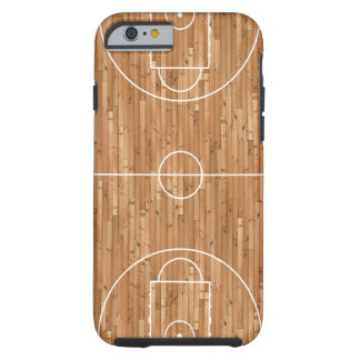 Basketball Court Case Cover iPhone 6 Case