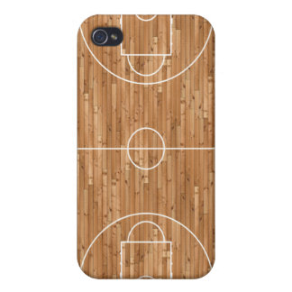 Basketball Court  iPhone 4/4s Case Cover
