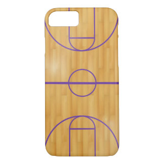 Basketball Court iPhone 7 Case