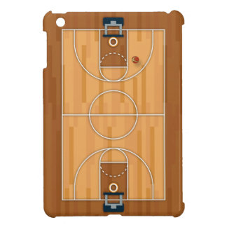 Basketball Court Pitch Hall Ball Cover For The iPad Mini