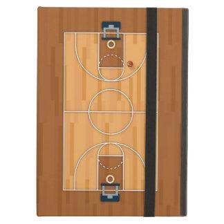 Basketball Court Pitch Hall Ball iPad Air Case