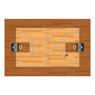 Basketball Court Pitch Hall Ball Photo