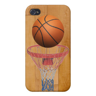 Basketball Cover For iPhone 4