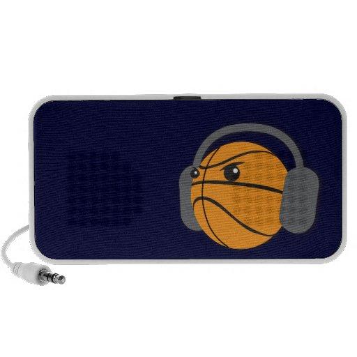 Basketball crazy! speakers