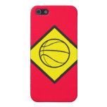 BASKETBALL crossing Case For iPhone 5
