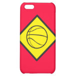 BASKETBALL crossing iPhone 5C Cover