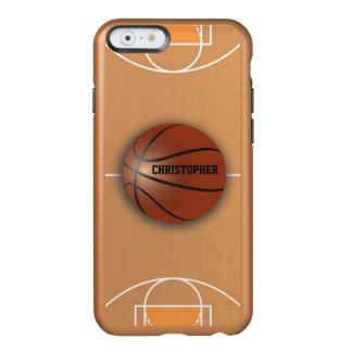 Basketball Custom Incipio Feather iPhone Case Incipio Feather® Shine iPhone 6 Case