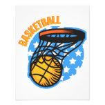 Basketball Custom Invites