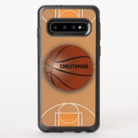Basketball Custom Phone Case orange basket ball