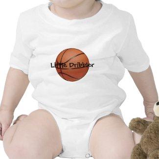 Basketball Customizable Baby Clothing Tee Shirt