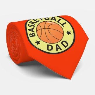 Dad Basketball Ties