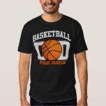 Basketball Dad (dark) Tee Shirt