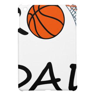 Basketball DAD iPad Mini Cover
