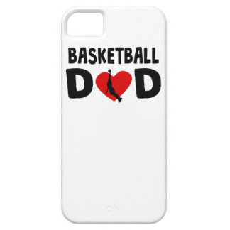 Basketball Dad iPhone 5 Covers