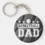 Basketball Dad Key Chains