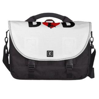 Basketball Dad Laptop Bags