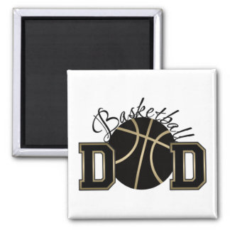 Basketball Dad Fridge Magnet